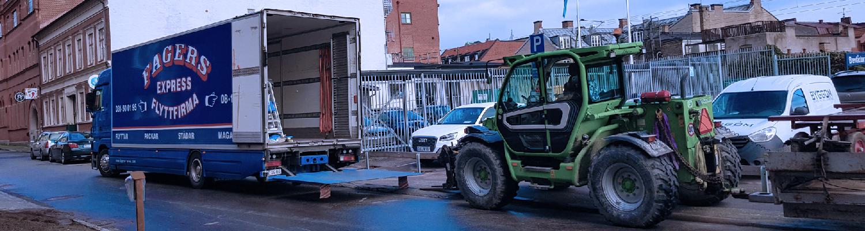 Flyttstädning - Fagers Express AB - Flyttfirma Göteborg, Kungälv, Kungsbacka, Lerum och Mölndal