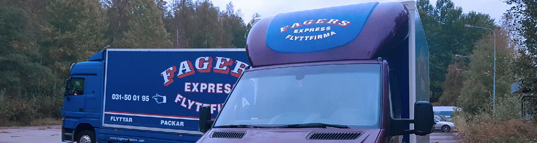 Referenser Fagers Express AB - Flyttfirma Göteborg, Kungälv, Kungsbacka, Lerum och Mölndal